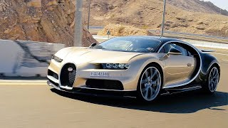 The 261mph Bugatti Chiron - Chris Harris Drives - Top Gear