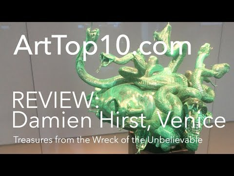 Review: Damien Hirst at the Venice Biennale - Treasures from the Wreck of the Unbelievable