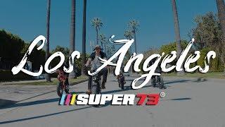 Super 73 LA Community Ride