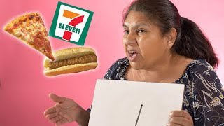Mexican Moms Rank 7-11 Food