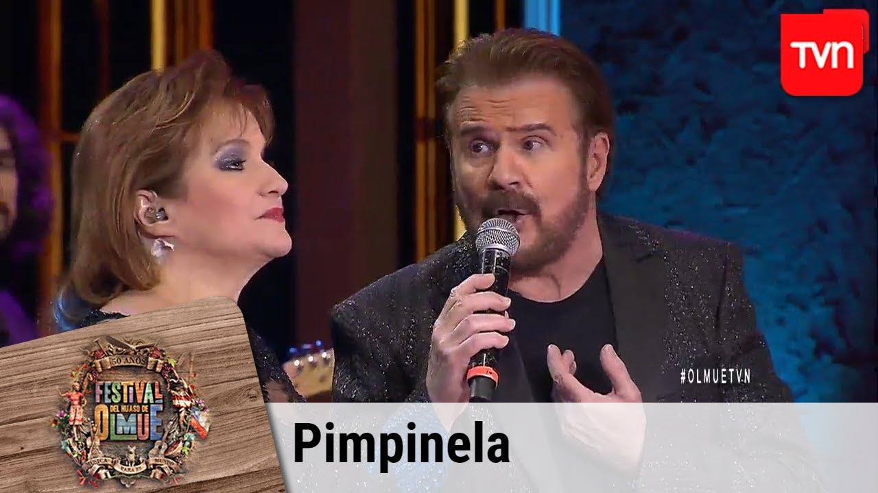 Revive la emocionante presentación de Pimpinela en Olmué   Festival del huaso de Olmué 2019
