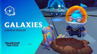 Into the Stars   Galaxies Launch Trailer - Teamfight Tactics