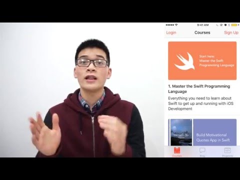 Integrate Facebook and Twitter Sharing in Your App wt Swift   iOS Development Tutorial