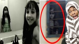 Download REACTING TO THE MOST SCARY SHORT FILMS ON PART 7 (DO NOT WATCH AT NIGHT) Video