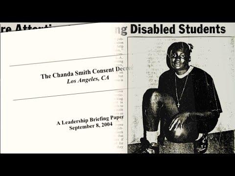 Struggling With Dyslexia: Chanda Smith vs. the L.A. Schools