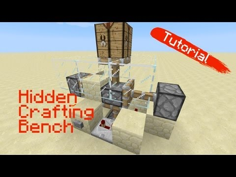 1.5+ Compact Hidden Crafting Bench or Whatever! [Tutorial]