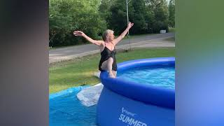 Try Not To Laugh | Embarrassing Moments In Water - Funny Videos 2021
