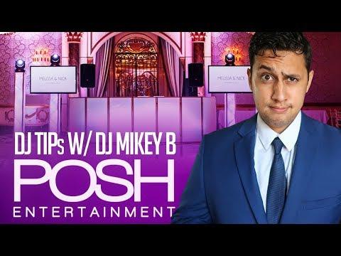 How to get 500 DJ GIGs a Year? MOBILE DJ TIPs w/ POSH DJ - MIKEY B | Antari SNOW MACHINE Review