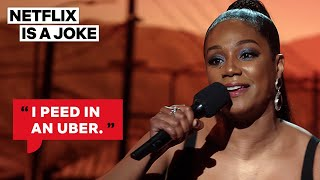 Tiffany Haddish Partied Too Hard In Miami | Netflix Is A Joke