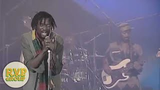 LUCK DUBE - In His Early Career Years: Live In Concert