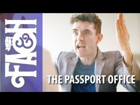 The Passport Office - Foil Arms and Hog