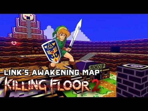 Legend of Zelda: Link's Awakening Map Remake - Killing Floor 2 Custom Maps