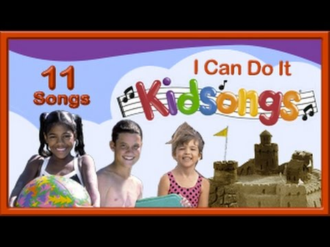 I Can Do It | Kids Video by Kidsongs | Peanut Butter Song part 1  | Kids  Summer Fun | PBS Kids