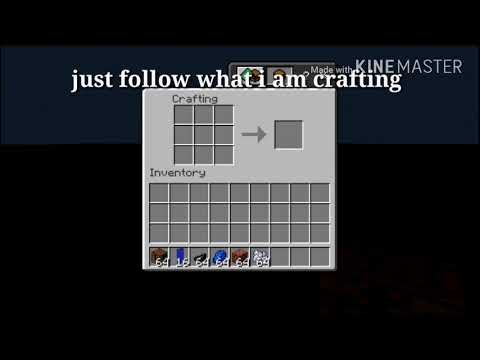 How to build a tardis banner in mcpe