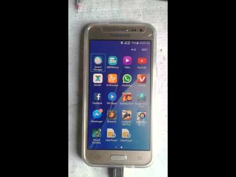Samsung j2 automatically play