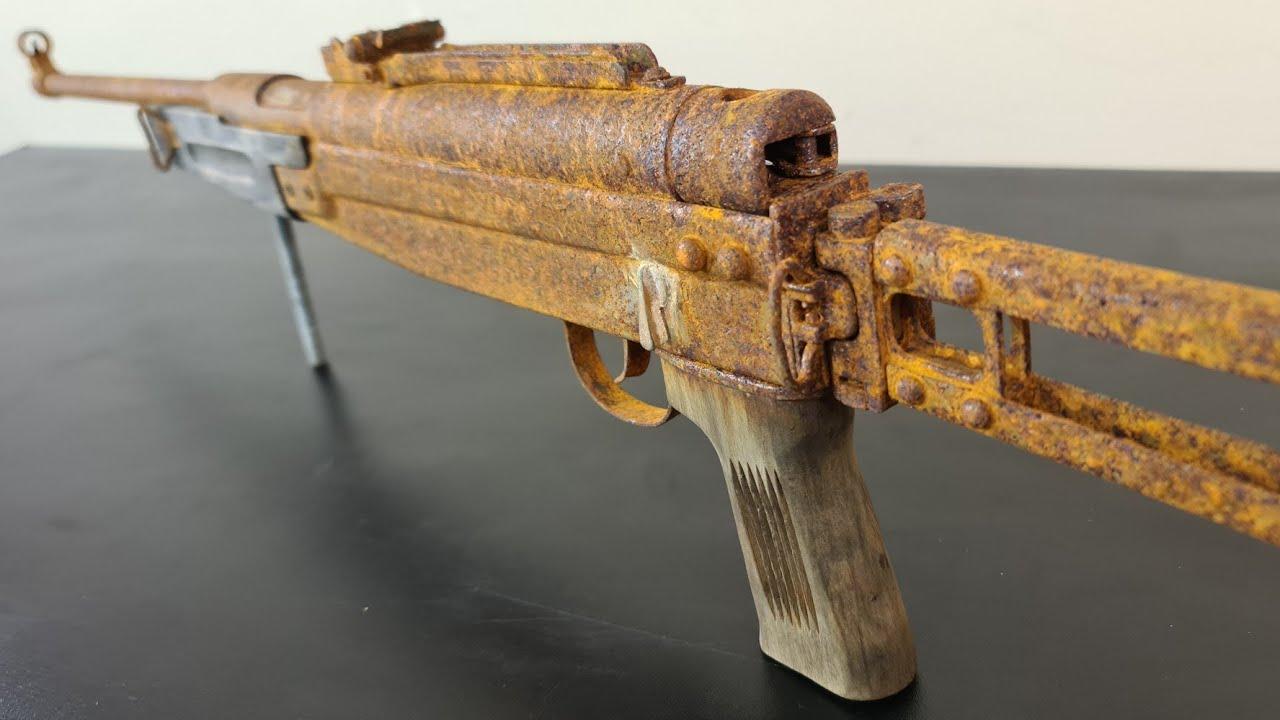 Very Rusty Airgun Restoration