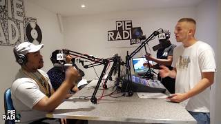 D Knowledge x Shakaveli Interview & Freestyle on NYNW Show | Pie Radio