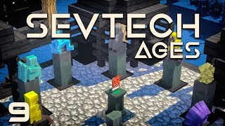 SevTech: Ages EP13 Astral Sorcery Constellation Paper