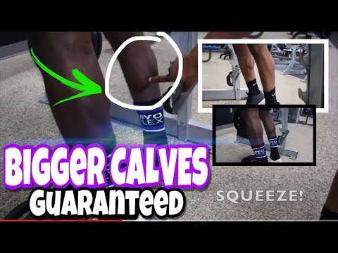 bigger calves workout for men/women ( Tips - fast - month - workout -weeks to month results )