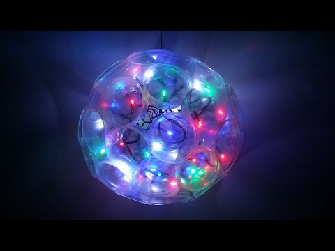 How to make sparkle ball