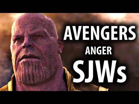 SJWs Hate Avengers No Queer Characters [SJW]