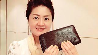 b5eabccba5de Louis Vuitton Zippy Wallet|Epi Noir|10 Years Use|Nadia L