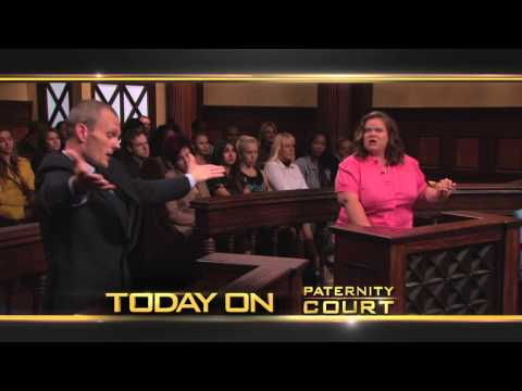 ALL NEW Wednesday On PATERNITY COURT: