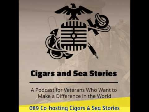 089 Co-hosting Cigars & Sea Stories