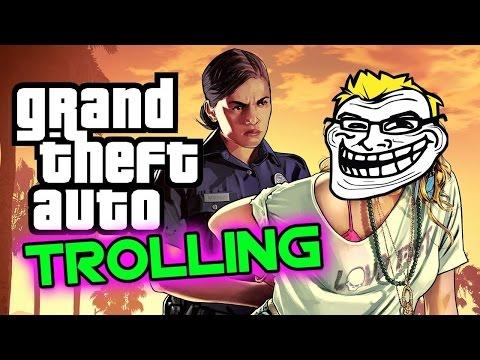 GTA 5 Best Moments # 1 Trolling !