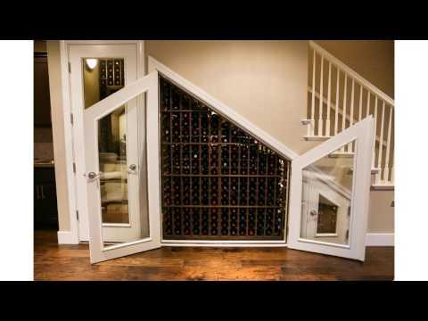 Closet Conversion - Wine Cellar Construction Los Angeles California