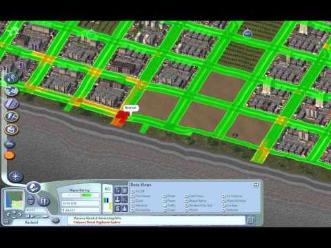 Learning from SimCity 4 #21: High Tech Industry part 1