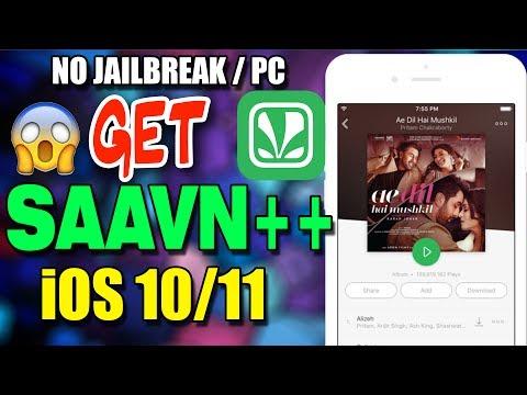 GET SAAVN PRO FREE + OFFLINE Mode -iPhone, iPad(NO JAILBREAK/PC)