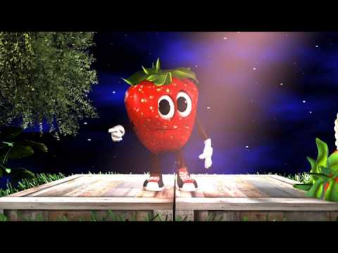 Jammer and the Florida Strawberry Jam Dance!