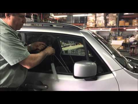 How to Unlock A Car: Jeep Renegade - In The Door Tools