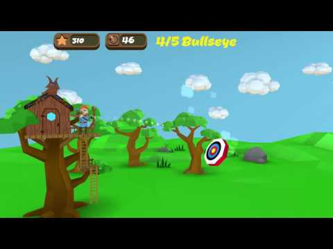Woodsman Archery - Available now on Google Play and Amazon Appstore