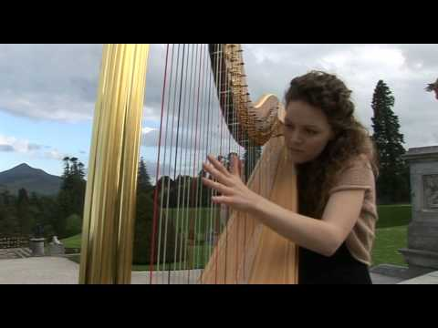 Irish Harpist for weddings and events in Ireland