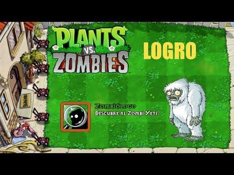 Plants vs Zombies | Logro | Donde esta el ZOMBIE YETI