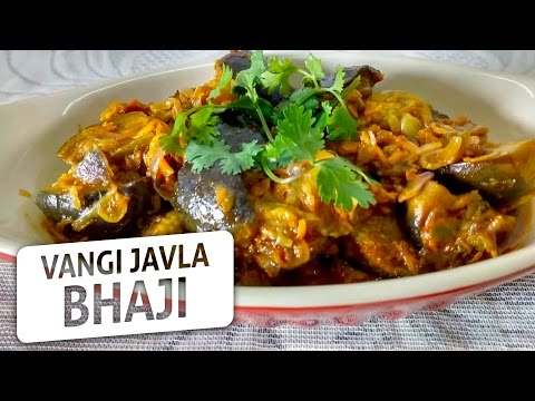 Vangi Javla Bhaji | Brinjal With Dry Shrimps | Popular Maharashtrian Non Veg Recipe