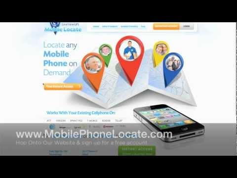 Mobile Phone GPS Tracker