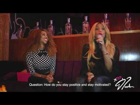 Tamar Braxton Cries While Talking About Abusive Past & Self-Esteem Issues