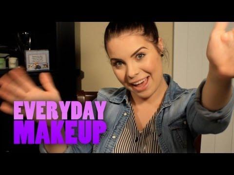 Everyday Makeup Tutorial [Jamie Blair Makeup]