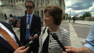 Collins calls Cruz health provision