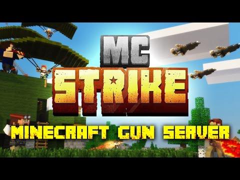 MCStrike - Minecraft Gun Server Trailer!