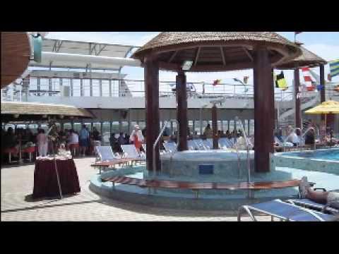 Carnival Sensation Ship Inspection