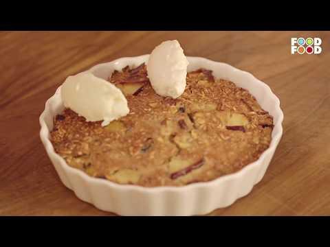 Baked Oatmeal | Go Healthy | Chef Amrita Raichand | FoodFood