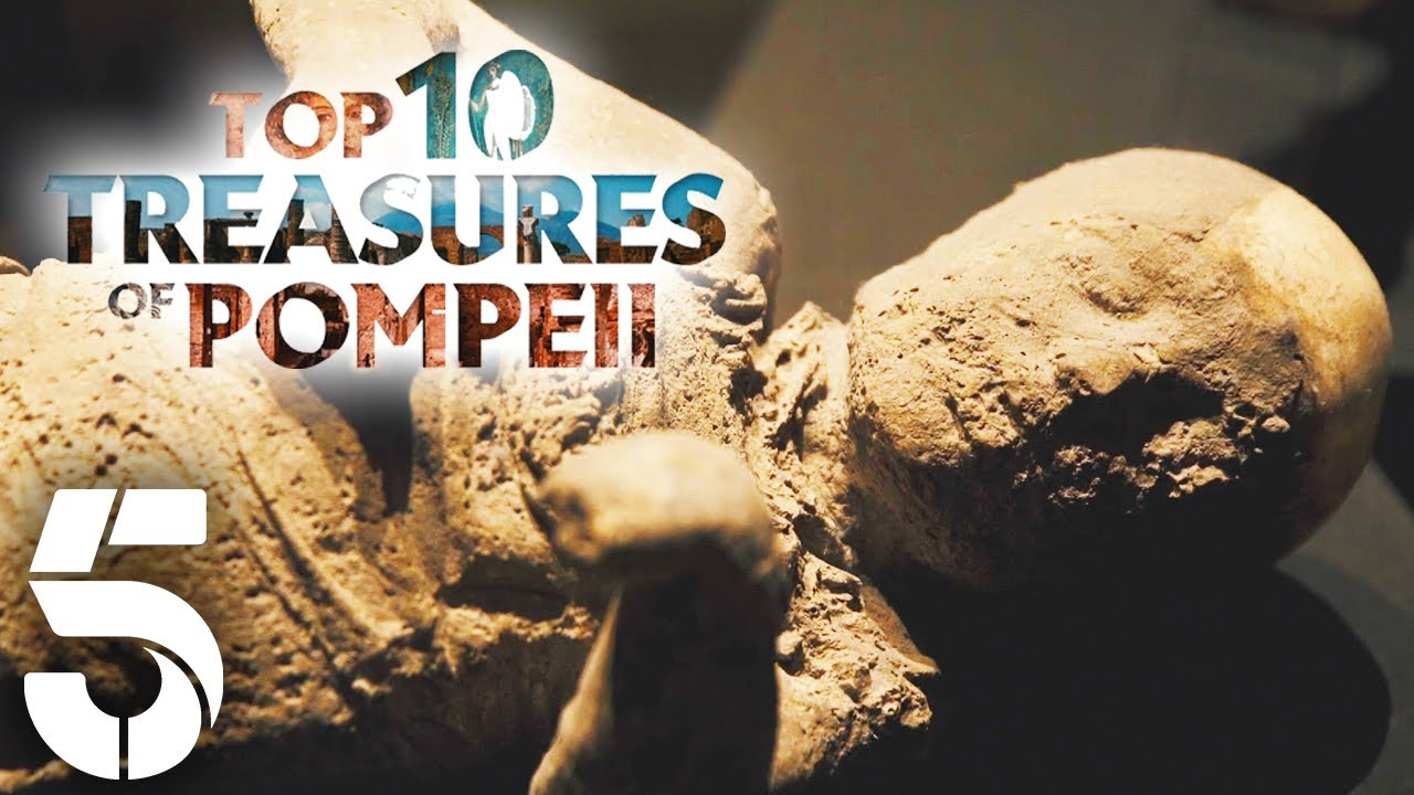 Top 10 Treasures Of Pompeii   History Documentary   Channel 5 #AncientHistory