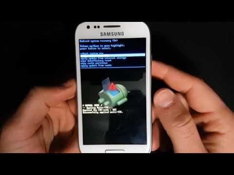 Come formattare il Samsung Galaxy S3 mini