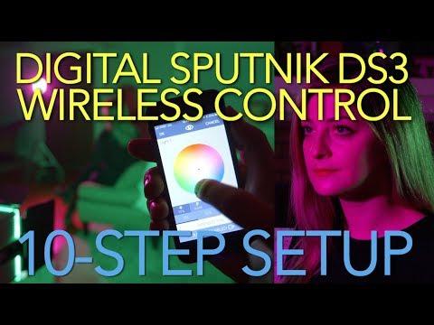 Digital Sputnik DS3 + Wireless App | 10-Step Setup