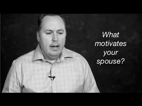 Marriage Message: How to Motivate your Spouse