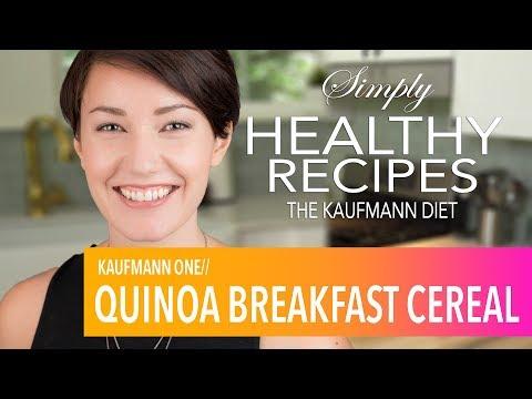 Quinoa Breakfast Cereal - Kaufmann 1 Recipe with Abby Miller